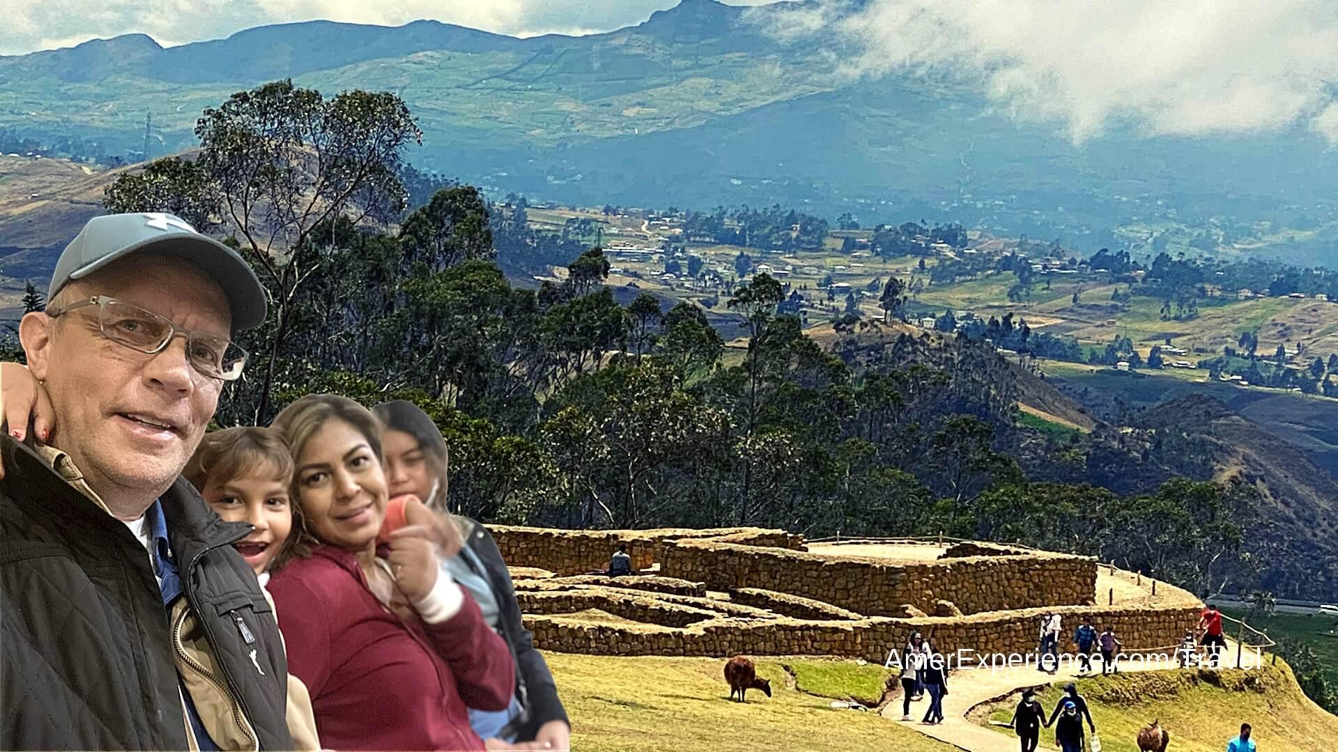 Family travel Cuenca Ecuador