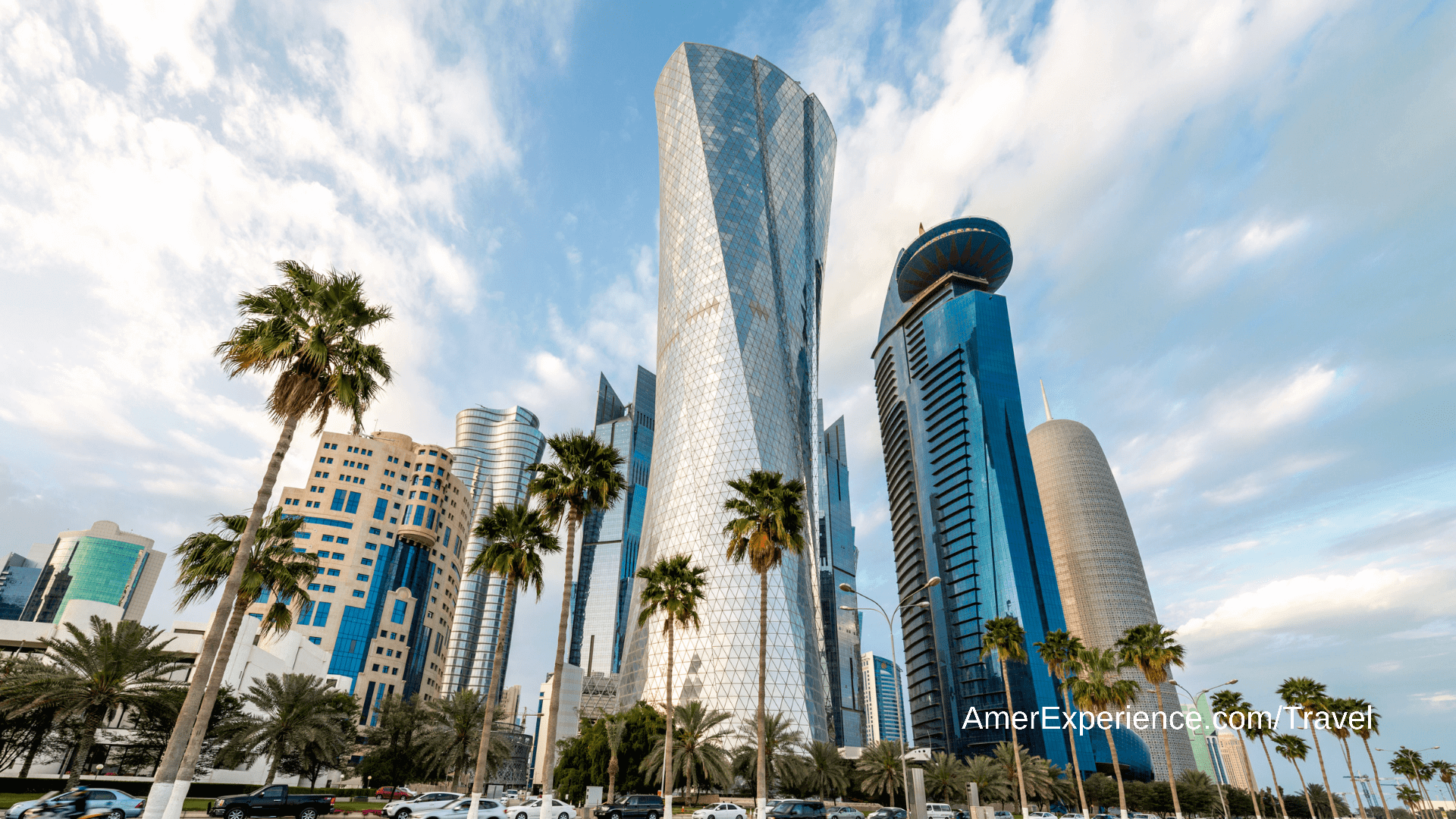 The incredible transformation of Doha in Qatar revealed by astonishing then and now pictures