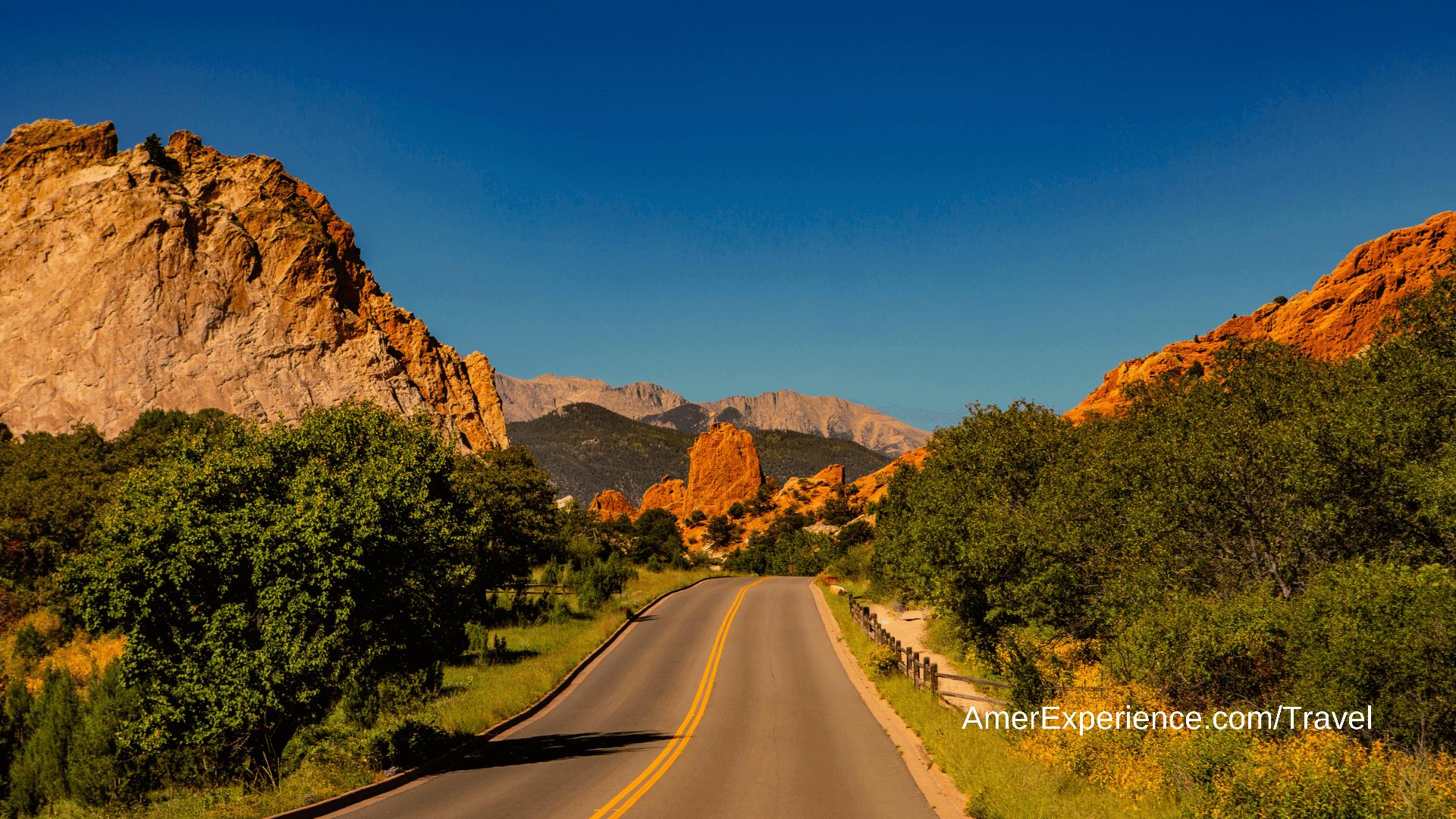 USA: Auf einer Ranch in Colorado kommt man Bisons nah
