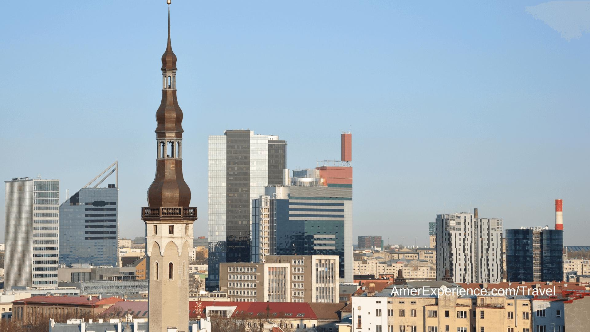 Tallinnassa odotetaan syyslomalaisia ja pikkujoulun viettäjiä