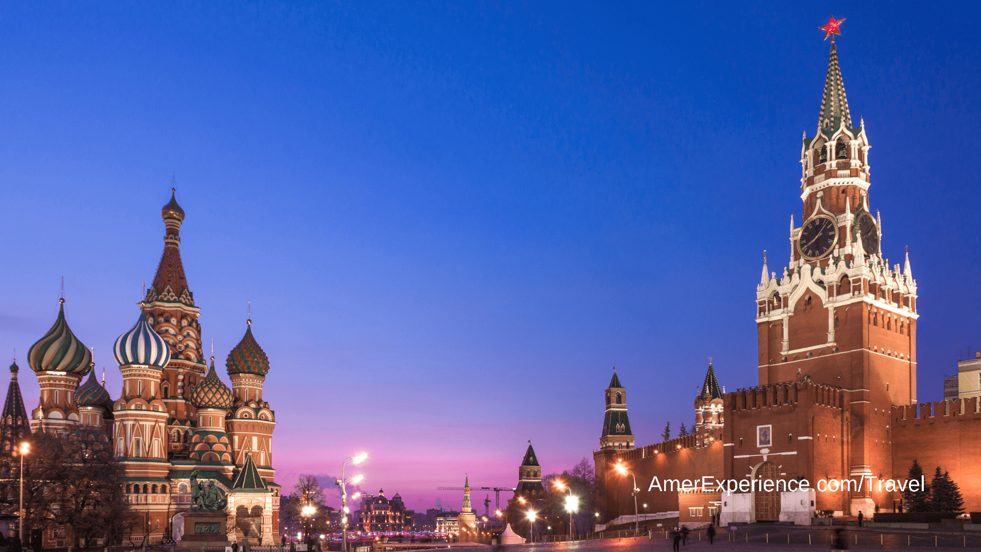 Travelling to Moscow? These are must-visits spots for your Autumn holi