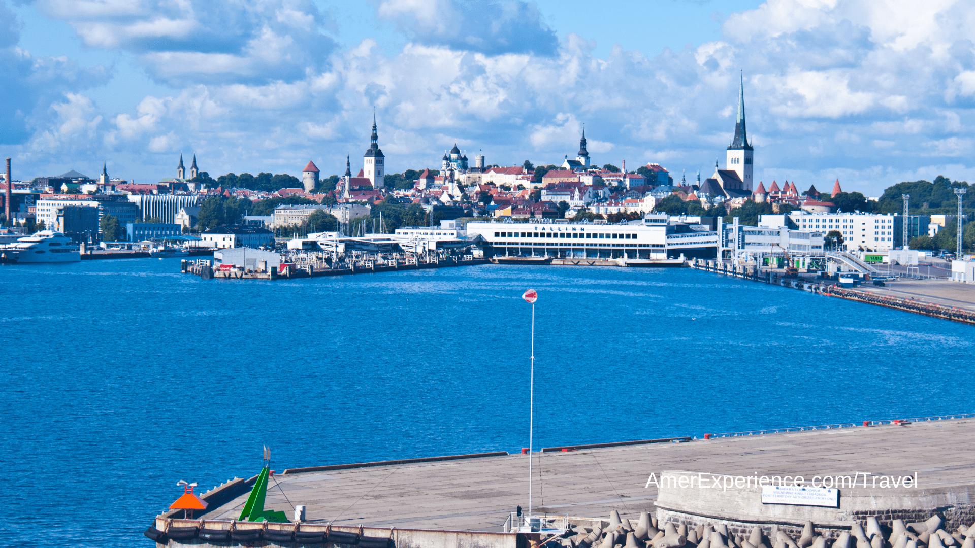 Tallinnan matkojen värikkäät vuosikymmenet